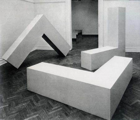 Donald Judd Untitled 1966